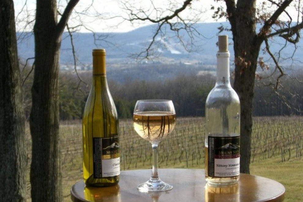 Explore Mount Nittany Winery