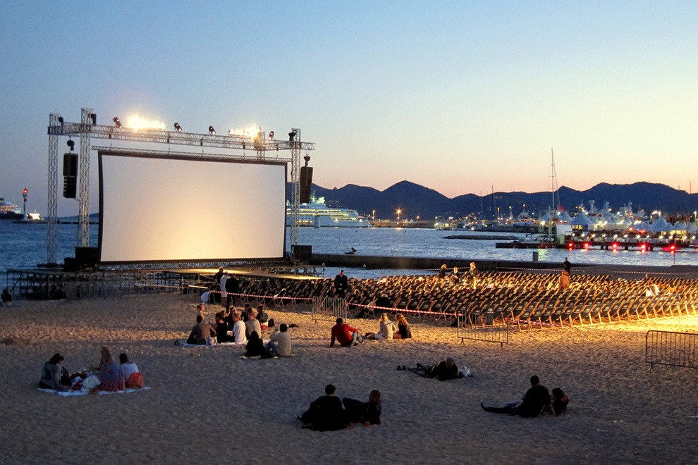 Festival de Cannes in Cannes, France