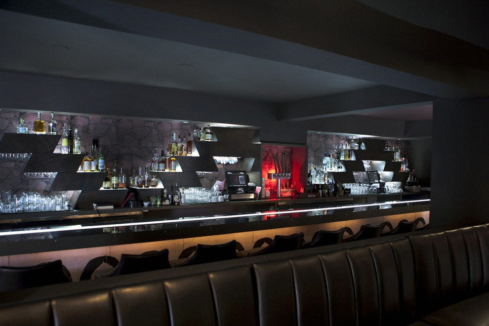 Bar is the newest watering hole and music venue in Palm Springs