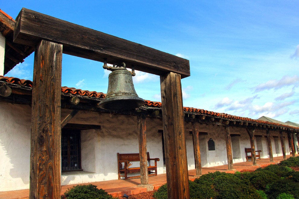 Mission San Francisco Solano, Sonoma, California