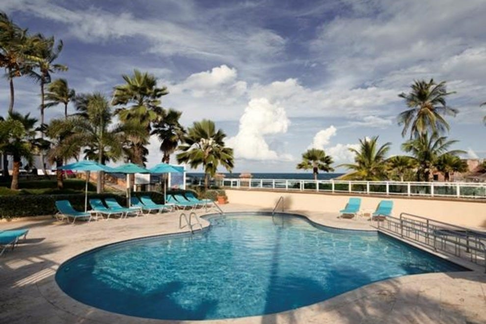 Caribe Hilton San Juan: San Juan Hotels Review - 10Best Experts ...