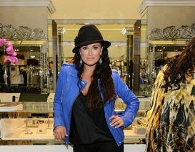 10Best: 'Beverly Hills Housewife' Kyle Richards Opens L.A. Boutique