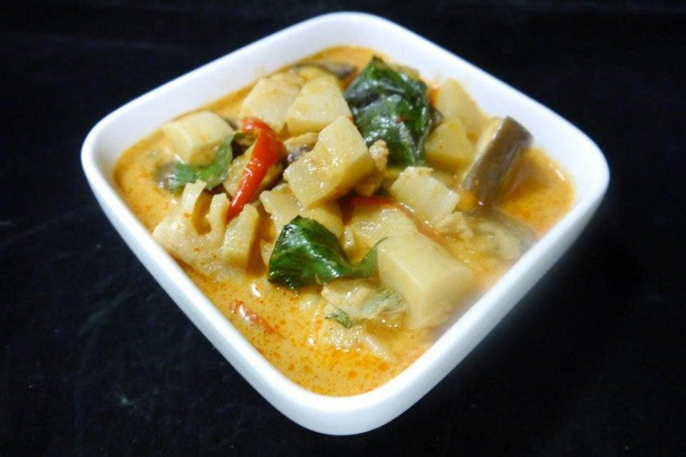 Thai Curry Simple