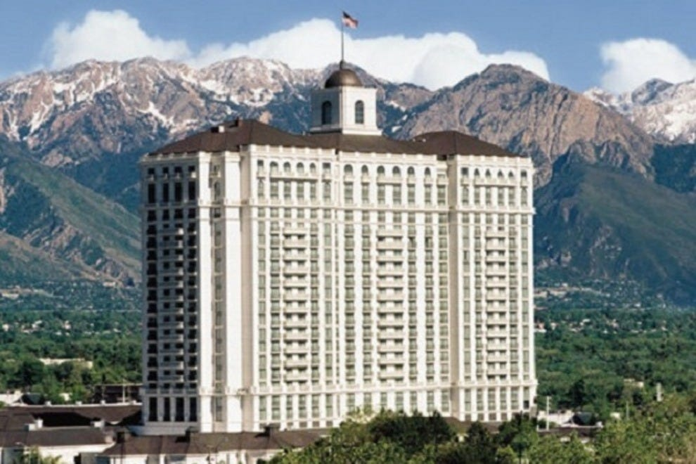 Restaurants Near Salt Lake City Plaza Hotel