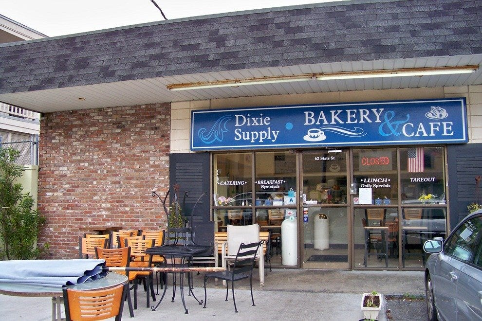 Dixie Supply Bakery & Cafe