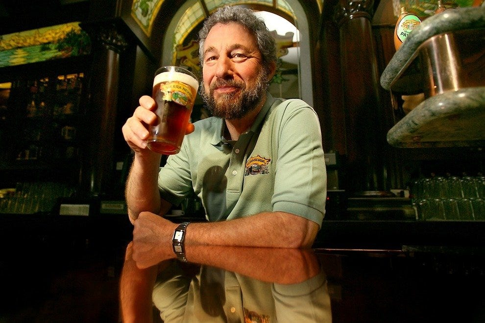 Ken Grossman, Owner of Sierra Nevada