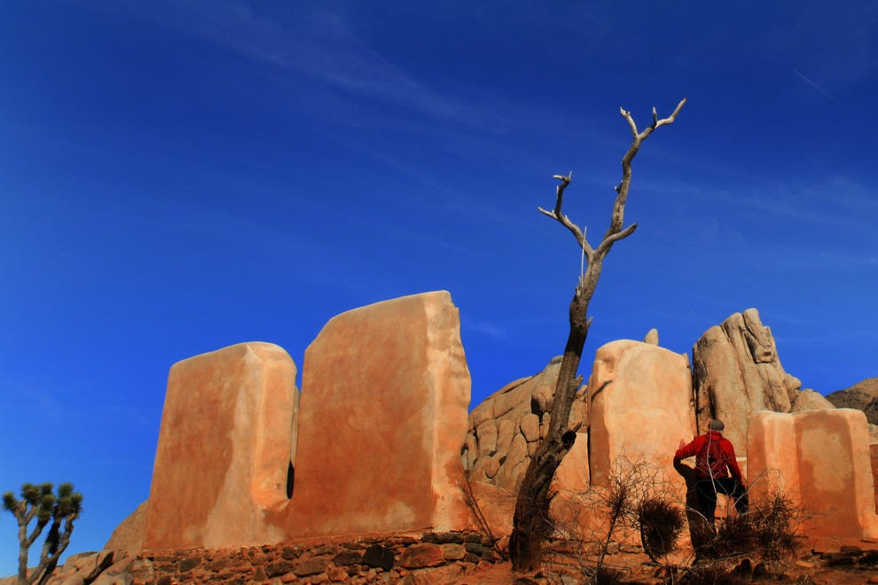 Ryan Ranch Ruins, Joshua Tree National Park