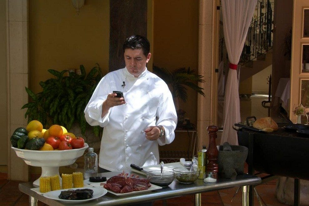 Cocina Chef | Cocina De Autor Cancun Restaurants Review 10best Experts And