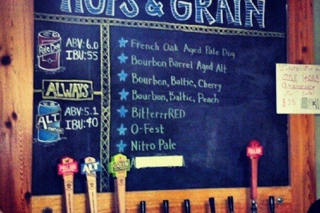Hops & Grain Brewing