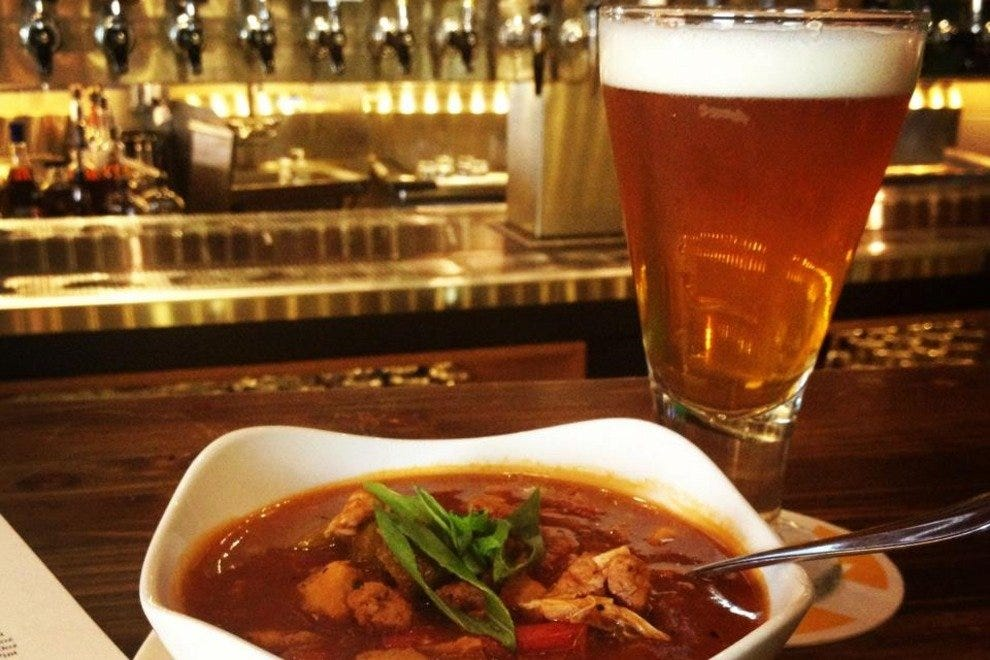 House Gumbo and Fate IPA