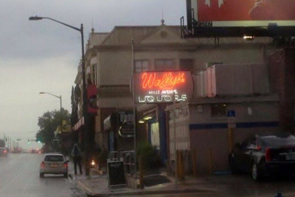 Wally's Mills Ave. Liquors