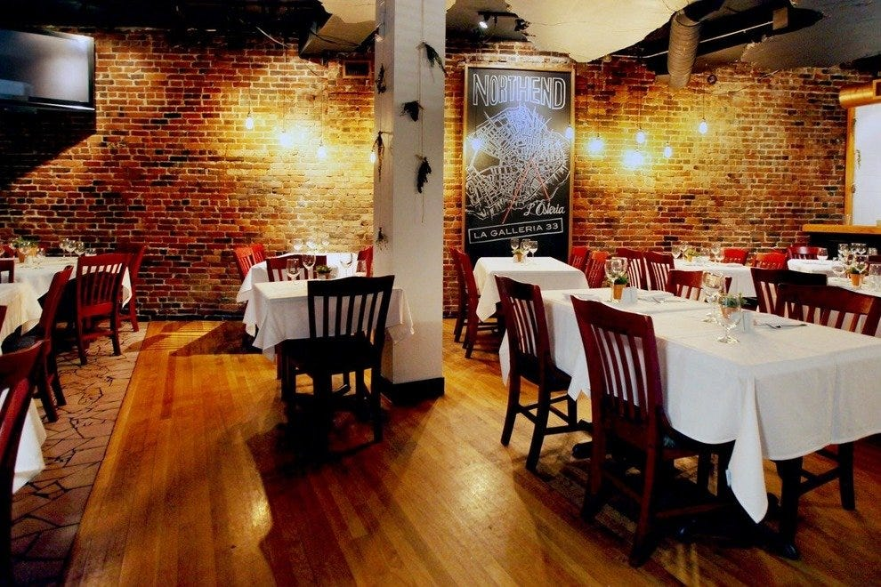 La Galleria 33 Boston Restaurants Review 10best Experts And