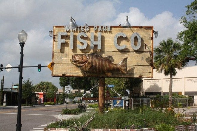 Winter Park Fish Company