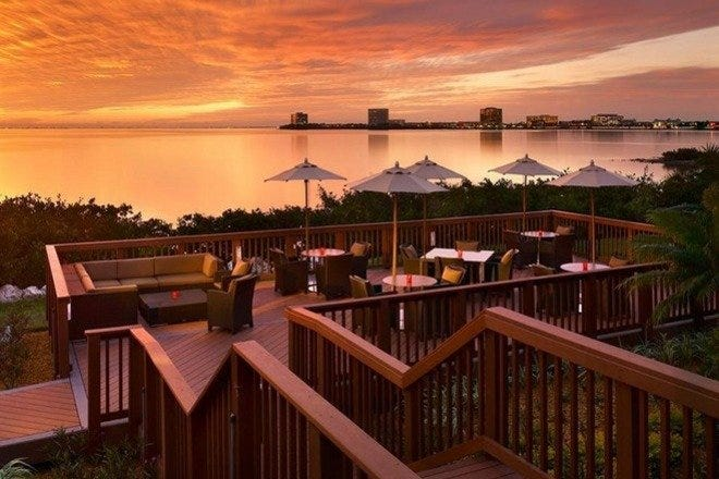 Restaurant Slideshow Waterfront Dining In Tampa