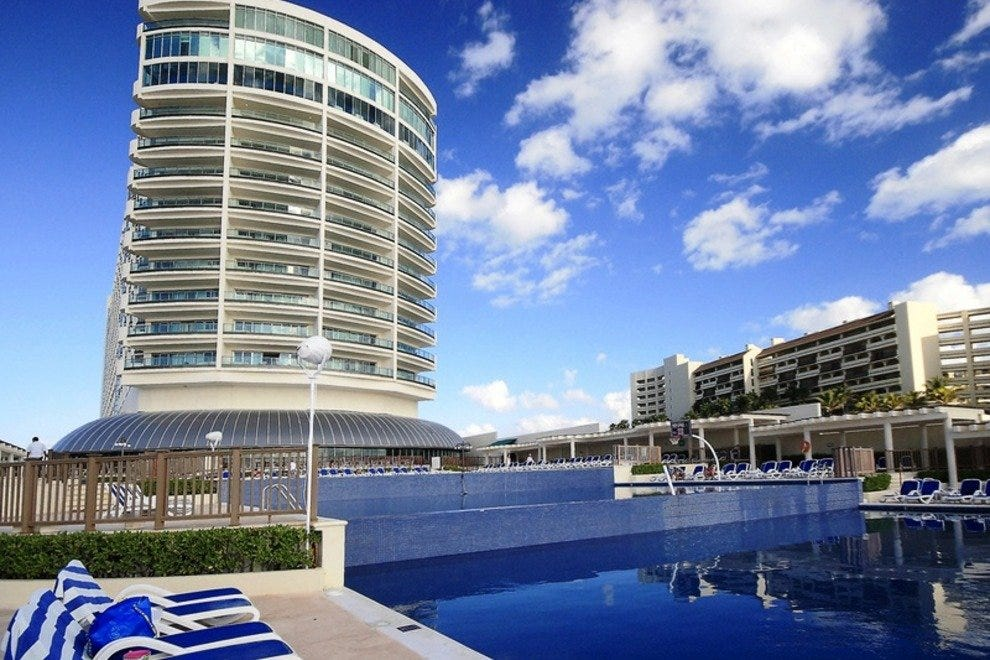 Great Parnassus has an adult-only pool and a main pool