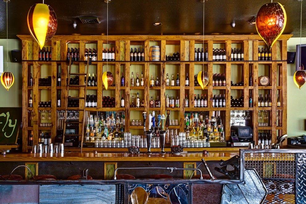 fly bar restaurant. Black Bedroom Furniture Sets. Home Design Ideas