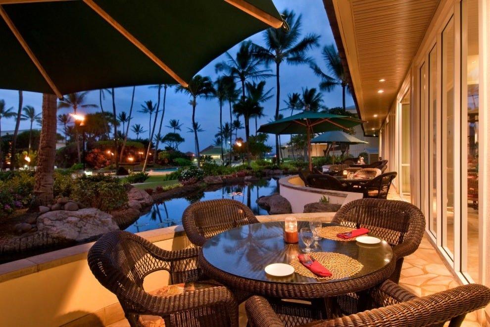 best family restaurants hawaii island