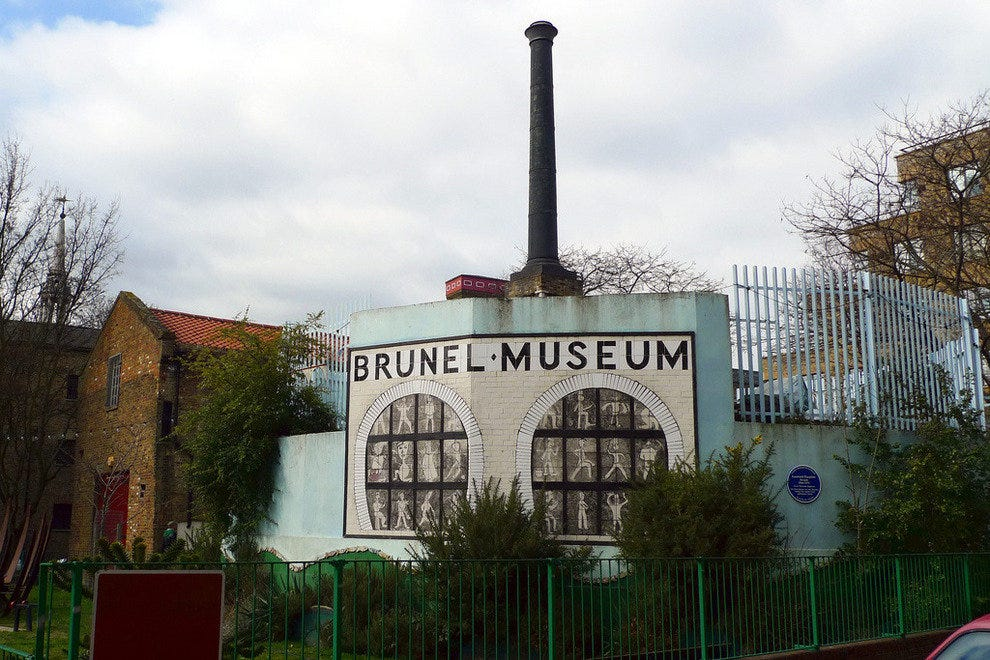 The Brunel museum will fascinate children with its brutal history and magical feats