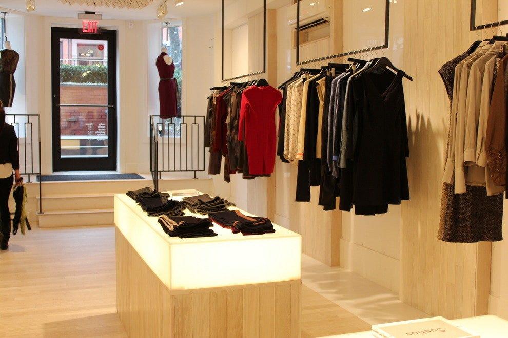Boston clothing stores