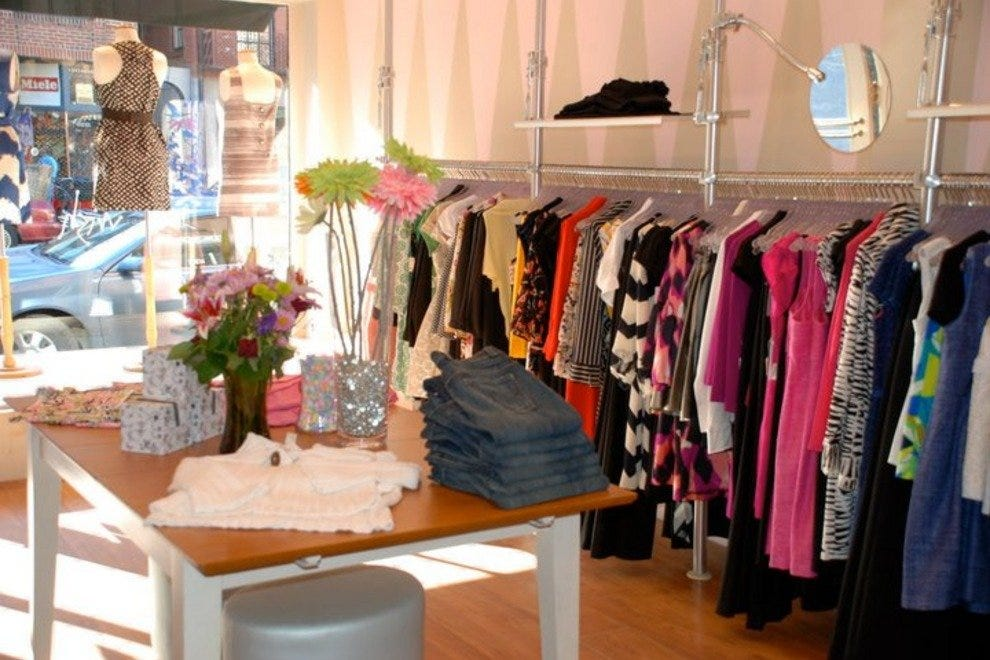Womens Used Clothing Stores Near Me