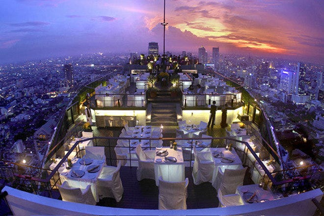 Restaurant Slideshow Dining In Bangkok