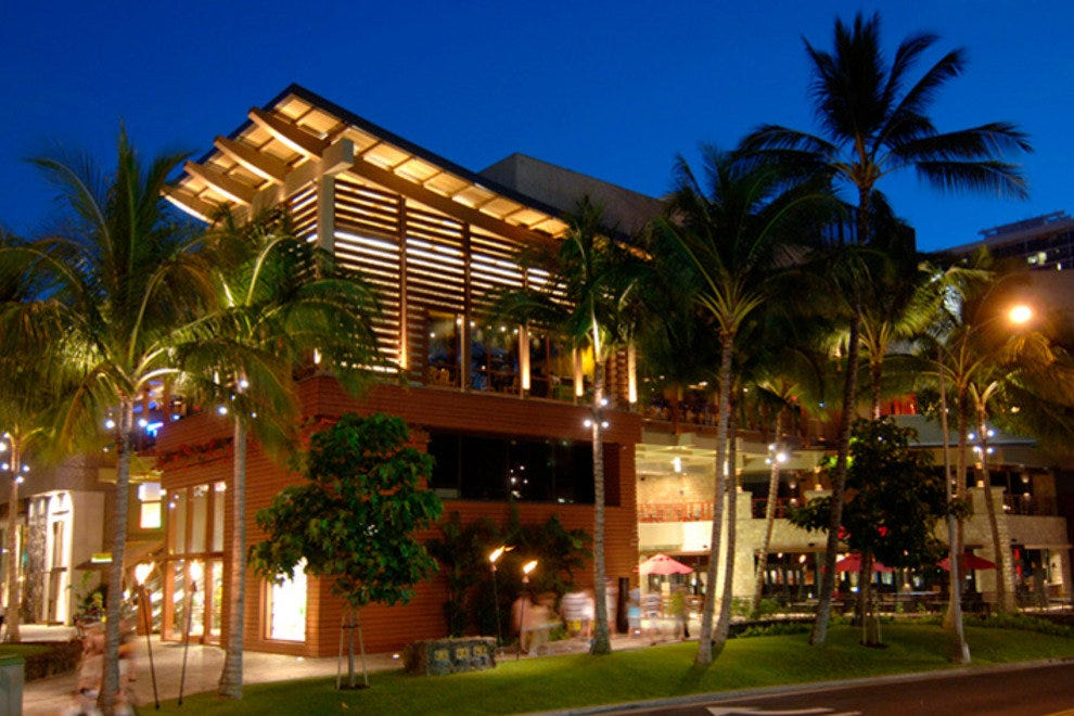 Royal Hawaiian Center