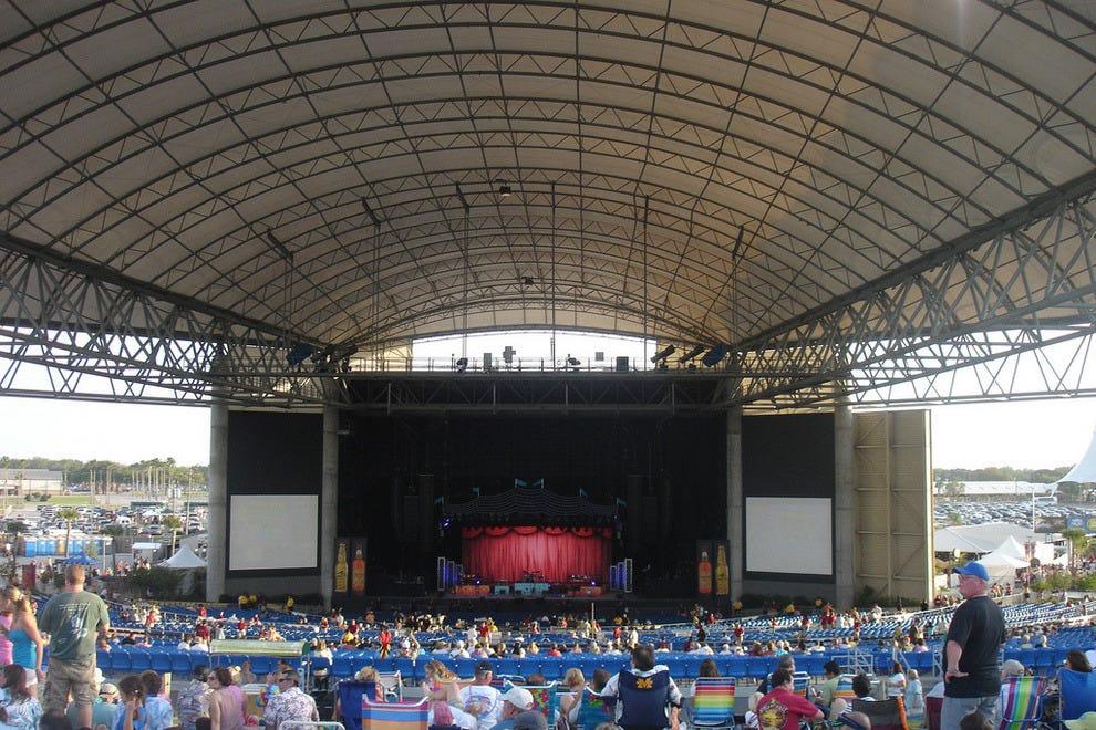 Concerts Ford Amphitheatre Tampa Fl