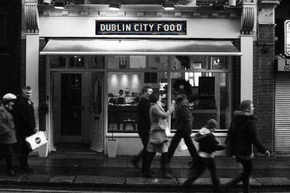 都柏林城市食品