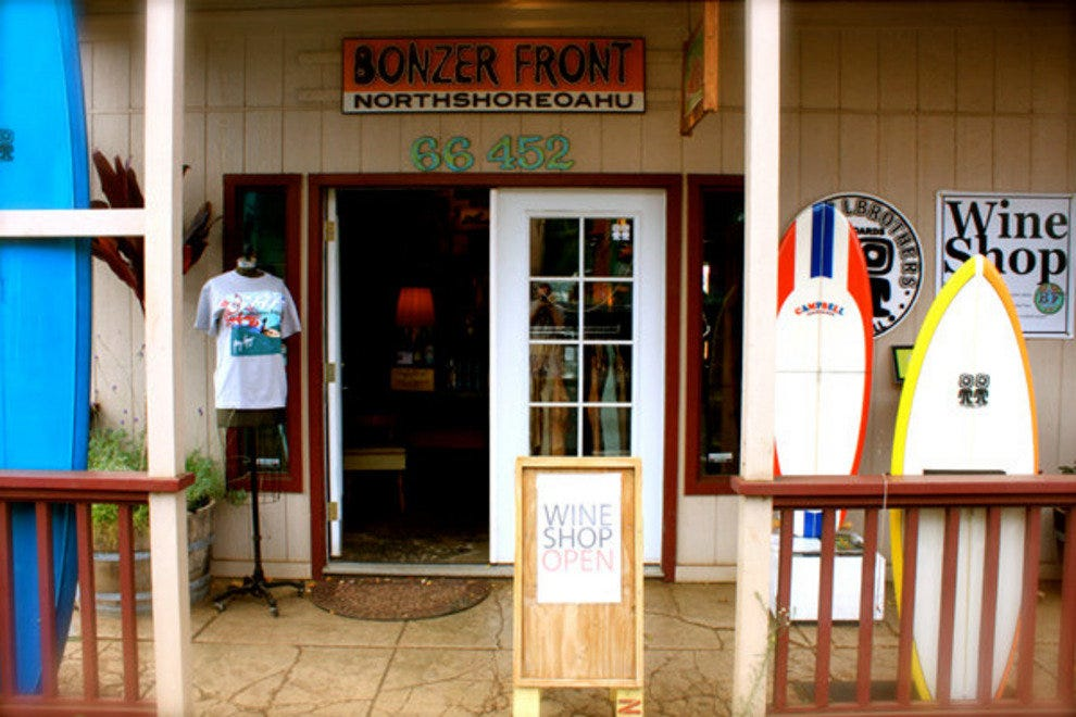 The Bonzer Front