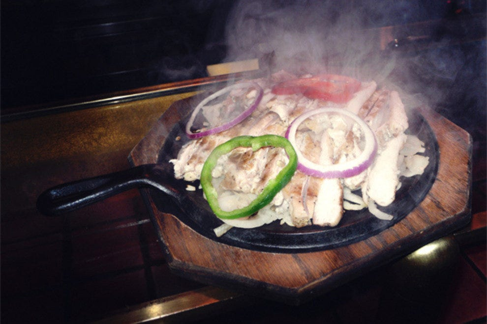 Fajitas, a Sizzlin' Celebration