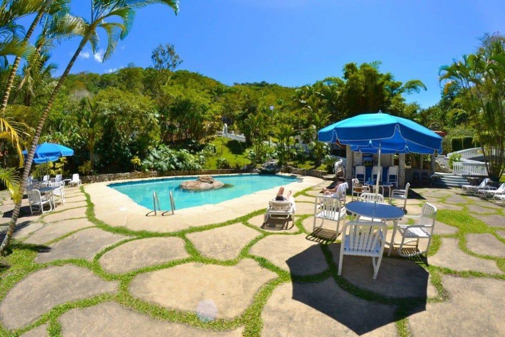 酒店里约热内卢佩拉斯温泉度假村
