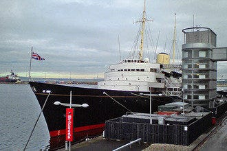 Visit the Royal Yacht Britannia for a Glimpse of Regal Luxury