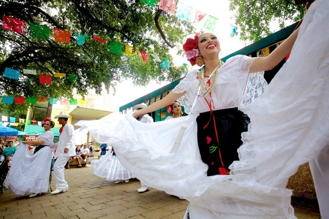 Cinco de Mayo in San Antonio, TX