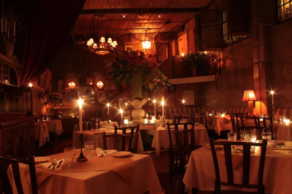 The Pink Door Seattle Restaurants Review 10Best Experts And Tourist Reviews