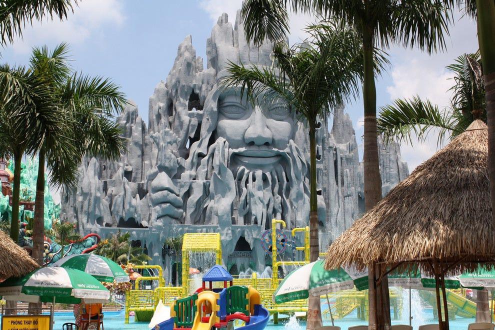 Suoi Tien Cultural Amusement Park