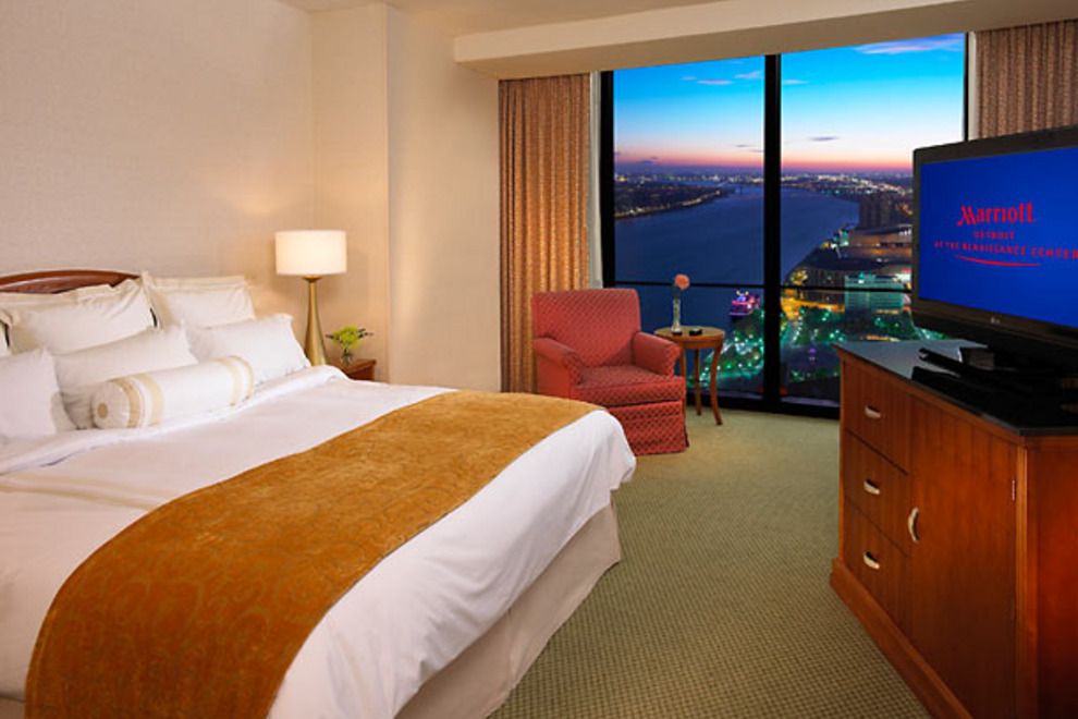 Detroit Hotels And Lodging  Detroit  Mi Hotel Reviews By