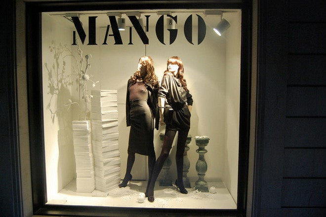 Clothing Stores in Madrid