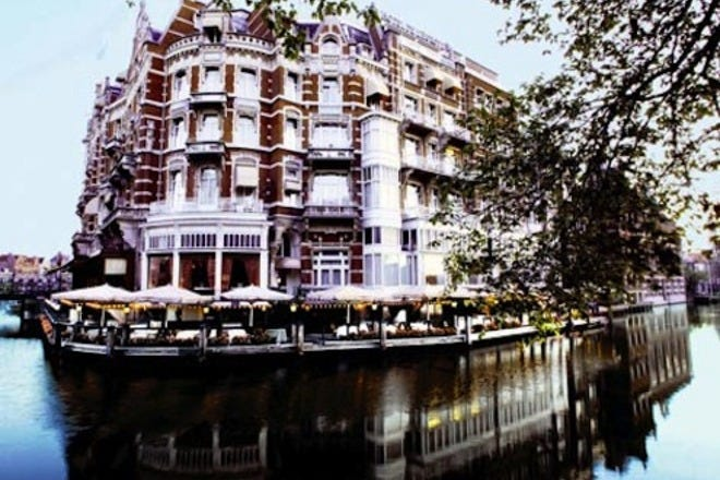 Downtown Hotels in Amsterdam