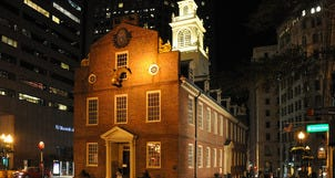 Boston's Old State House Gets an Update