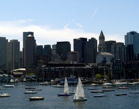 Boston's Past + Present = Fun for First Time in the City