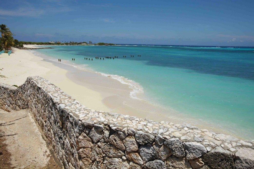 Natural Pool Aruba Reviews