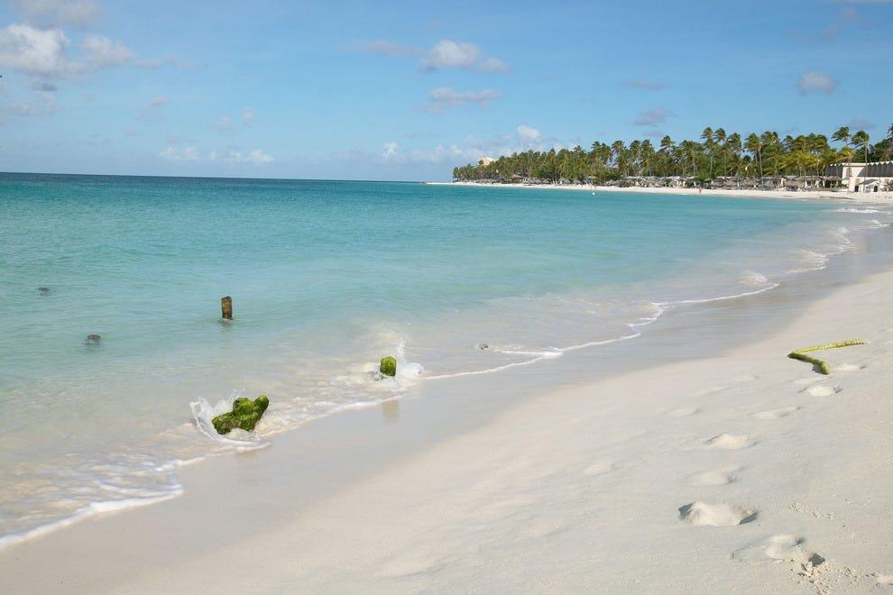 Attraction Slideshow Beaches In Aruba