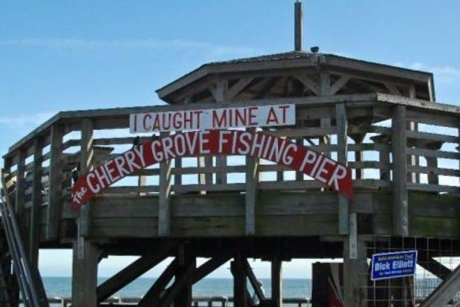 Cherry Grove Beach Restaurants