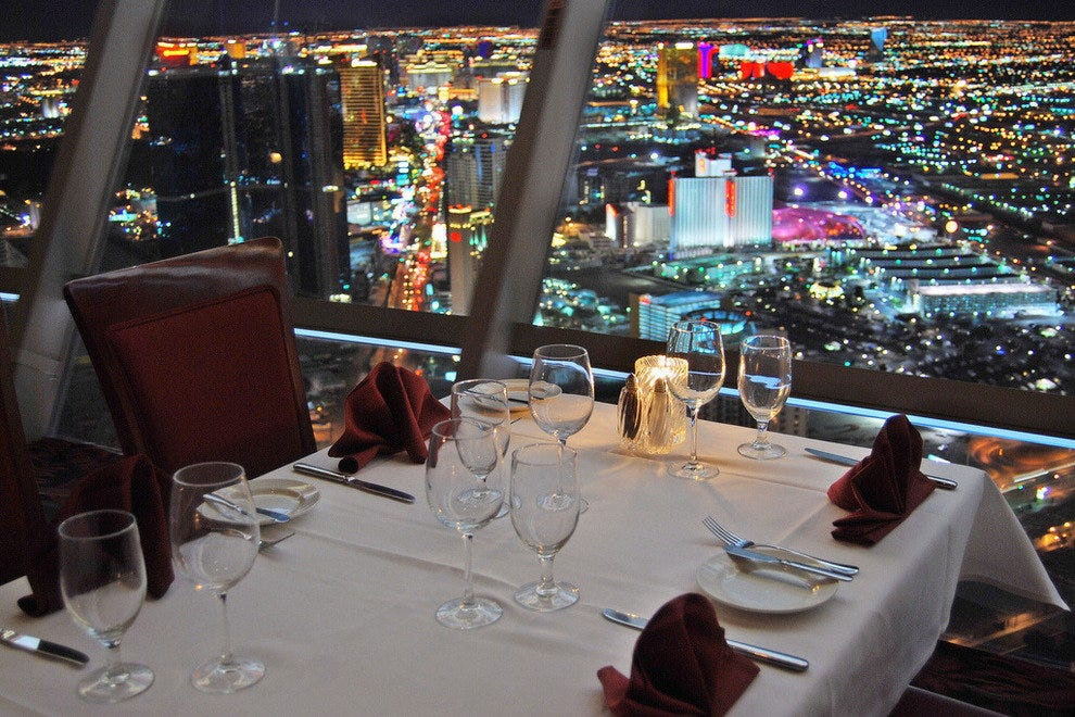 Top of the World in Las Vegas, NV
