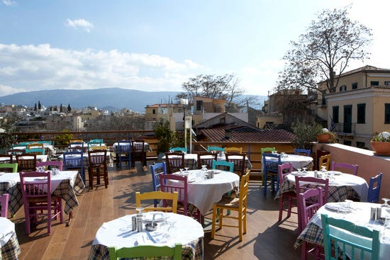 Elaia Athens Restaurants Review 10best Experts And