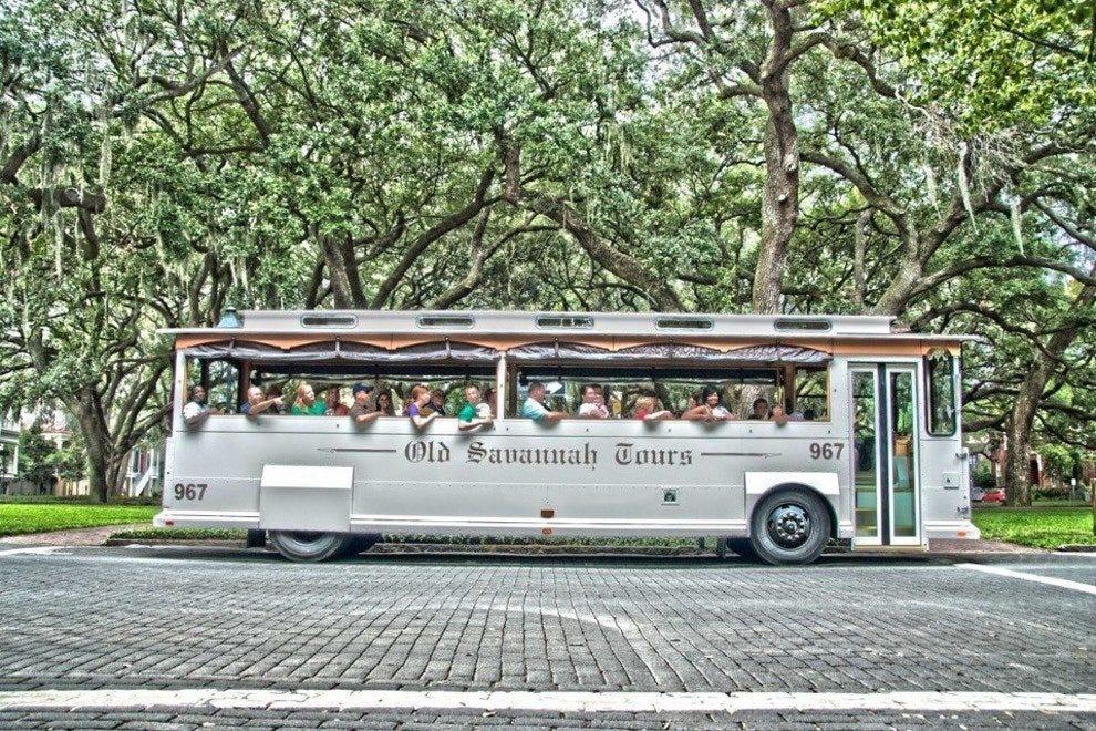 Savannah Movie Tours And More