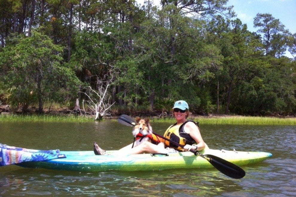 Moon River Kayak Tours
