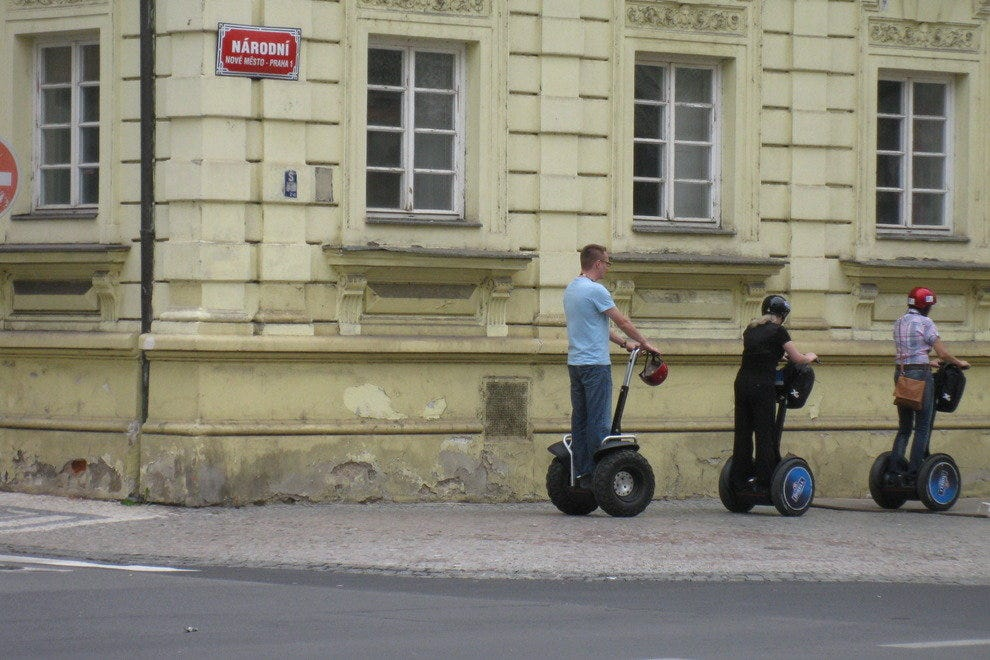 Segway Experience