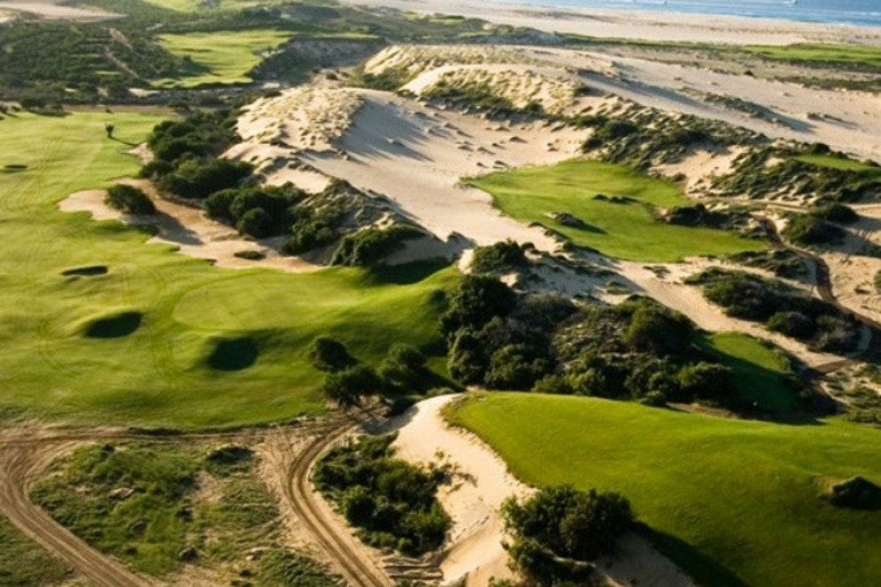 Davis Love III's Diamante Dunes course has been ranked as Mexico's best.