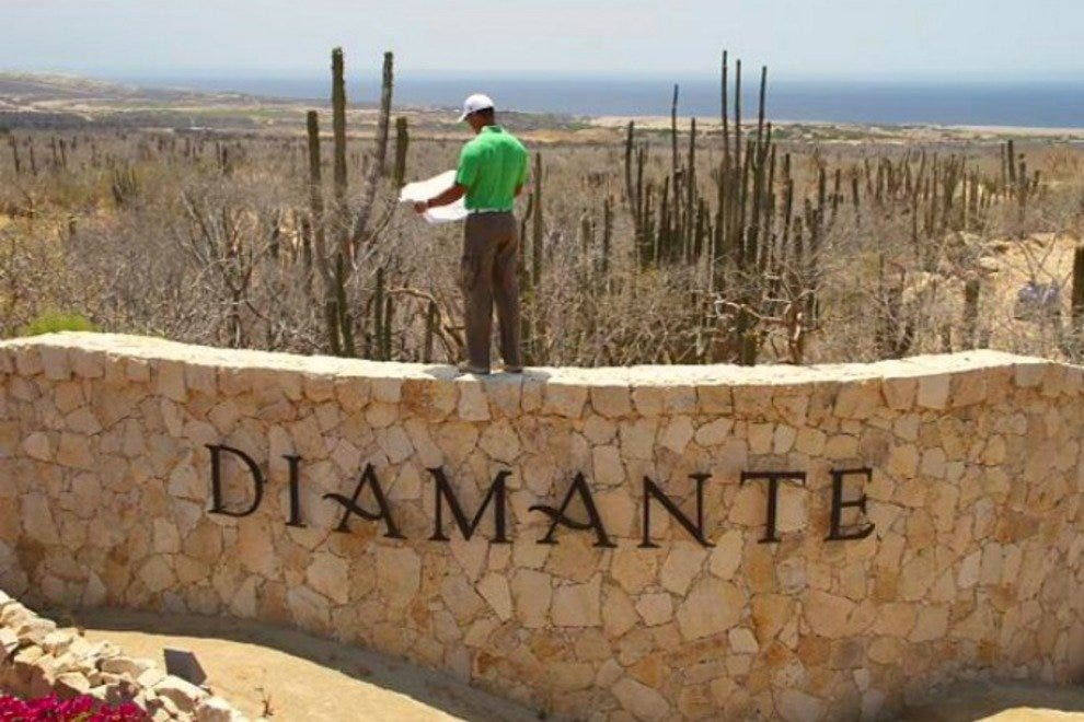 Tiger Woods has signed on to design Diamante's second course, El Cardonal.